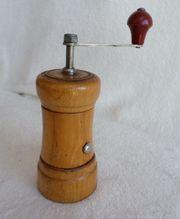 Sehr seltene runde Kaffeemühle Mokkamühle