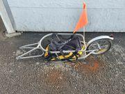 Fahrradanhänger Einrad - TOP Zustand