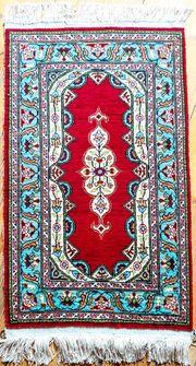 Wandteppich Seidenteppich 41 x 65