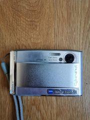 verkaufe Digitalkamera von Sony