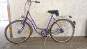 Altes Fahrrad funktionsfähig