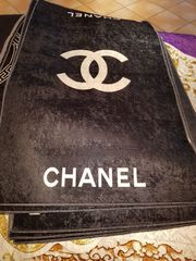 Chanel Läufer Teppich Neu