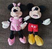 Minnie Maus und Mickey Maus
