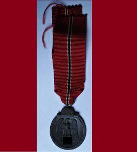 Bild 4 - Medaille am Bande - WINTERSCHLACHT im - Dossenheim