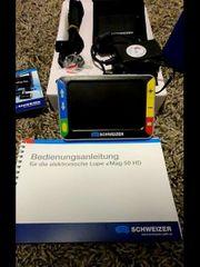 elektronische Lupe eMag 50 HD
