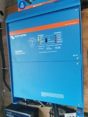 Victron 24 volt Wechselrichter Quattro