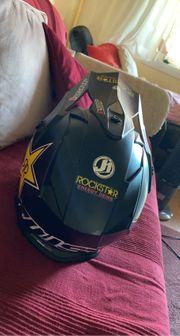 Rockstar Motorcrosshelm