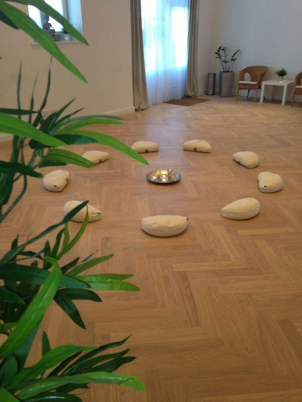 Zentraler Kursraum Gruppenraum Seminarraum 50m²