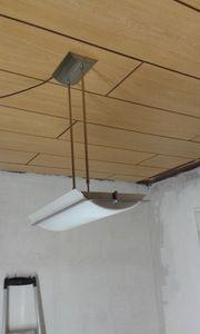 Moderne Esszimmerlampe höhenverstellbar