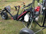 BULLIX 4T Motorgleitschirmtrike