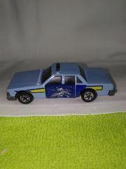 HOT WHEELS Modellauto Police Car