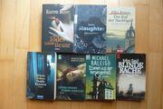 Büchersammlung Krimi Thriller Karin Slaughter