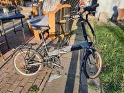 2 E- Bikes als klappräder