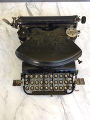 Adler Nr 7 Schreibmaschine Rarität