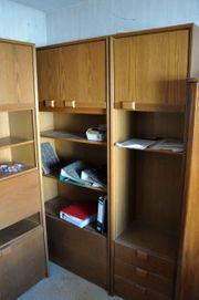 Schrank Schrankelemente Jugendzimmer Büro