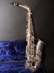 Altsaxophon von Selmer Mark VI