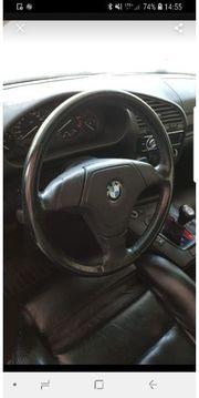 BMW E36 Lenkrad