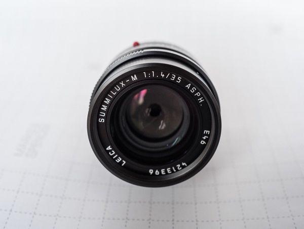Summilux-M 11. 435mm ASPH. Leica