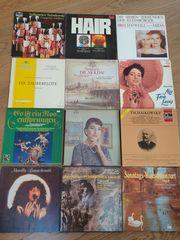 LP Schallplatten 42 Scheiben