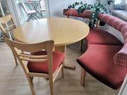 Eckbank Runder Küchentisch 2 Stühle