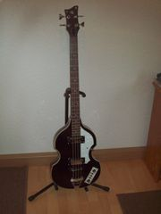 Beatles Bass Copy