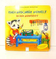 Arena Kinder Buch - Theo Waschbär