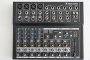 Mischpult Phonic Mix12FX
