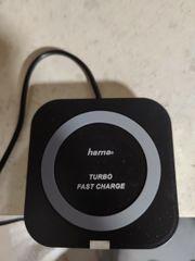 hama turbo wireless Ladegerät