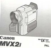 Digital Video Camera Canon MVX2i
