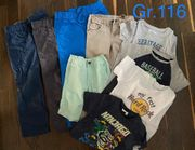 Kleiderpaket Gr 116