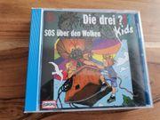Hörspiel CD Die drei Kids