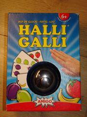 Gesellschaftsspiel HALLI GALLI 5 EINFACH