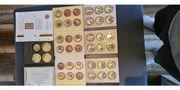 Gold silber und ältere münzen
