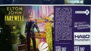 Elton John München Farewell Yellow
