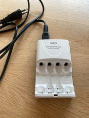Batterieladegerät Sanyo