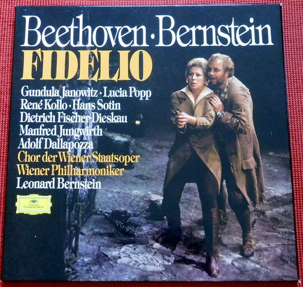 3 LP in Box Beethoven -