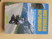 Motorrad Alpenbuch