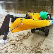 Kajak Kanu klein Boot Transporter
