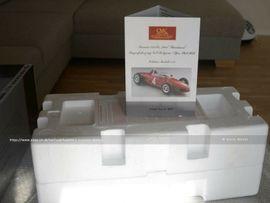 CMC C-007 - Ferrari 156 F1 Sharknose: Kleinanzeigen aus Bokholt-Hanredder Voßloch - Rubrik Modellautos