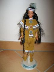 Barbie - Native American Indianerin