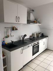 Weiß Graue Küche abzugeben
