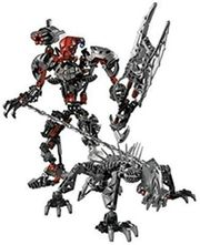 LEGO Bionicle Maxilos und Spinax