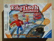 Ravensburger Lernspiele tiptoi Die Englisch-Detektive