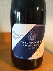 Rotwein 2014 Trollinger mit Lemberger