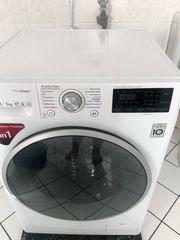 LG waschtrockner 5 kg 6