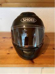 Shoei Helm schwarz Größe S