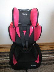 Recaro Kindersitz 9-18kg