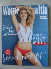 NEU Zeitschrift Women sHealth Sammlerstück