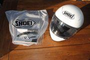 SHOEI Motorradhelm NXR in XXS -