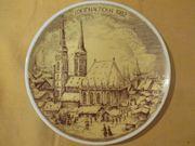 Sammelteller St Sebaldus Kirche Nürnberg